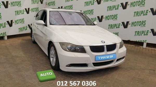 2005 BMW 3 Series 325i At e90  Gauteng Pretoria_0