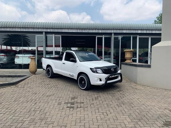 2013 Toyota Hilux 2.0 Vvti S Pu Sc  Mpumalanga Delmas_0