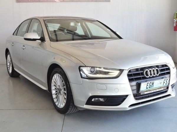2014 Audi A4 1.8t Se Multitronic  Free State Bloemfontein_0