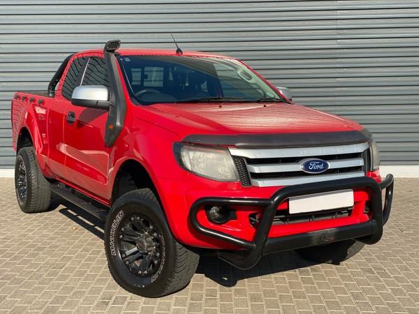 2013 Ford Ranger 3.2tdci Xls Pu Supcab  Mpumalanga Evander_0