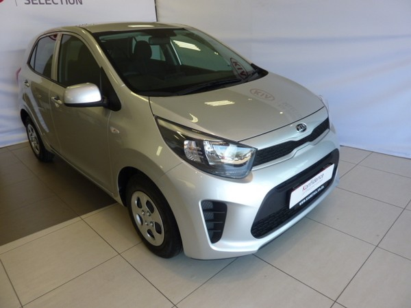 2020 Kia Picanto 1.2 Start Auto Gauteng Pretoria_0
