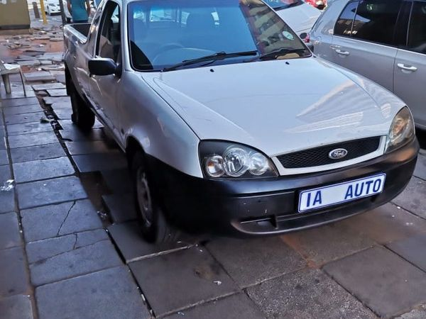 2010 Ford Bantam 1.3i Ac Pu Sc  Gauteng Johannesburg_0