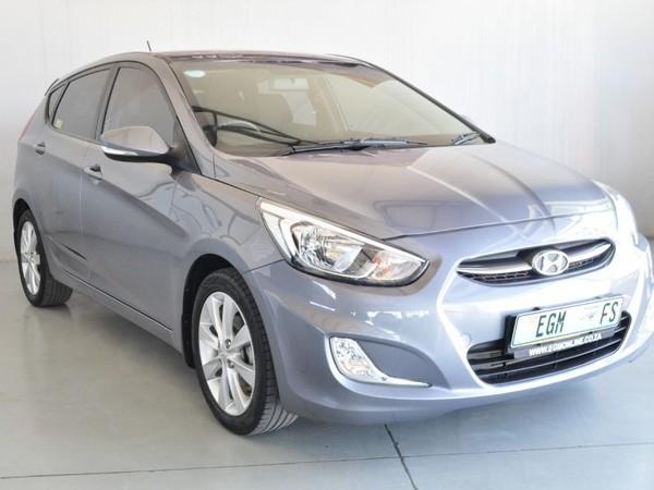 2016 Hyundai Accent 1.6 Fluid 5-Door Free State Bloemfontein_0