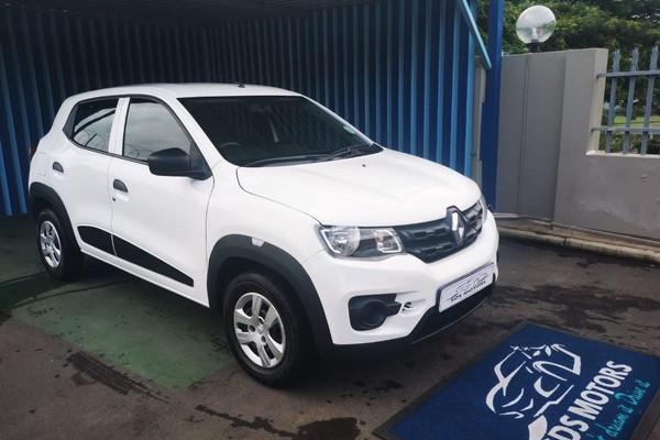 2017 Renault Kwid 1.0 Expression 5-Door Kwazulu Natal Bluff_0