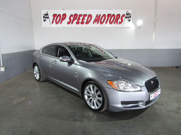 2012 Jaguar XF 3.0d S Premium Luxury  Gauteng Vereeniging_0