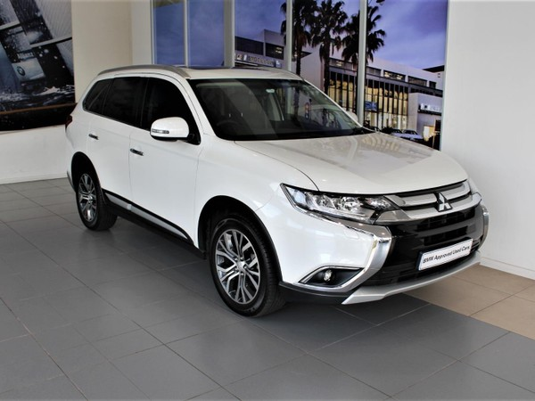 2019 Mitsubishi Outlander 2.4 GLS Exceed CVT Western Cape Cape Town_0