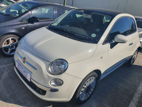 2013 Fiat 500 1.2 Lounge  Western Cape Cape Town_0