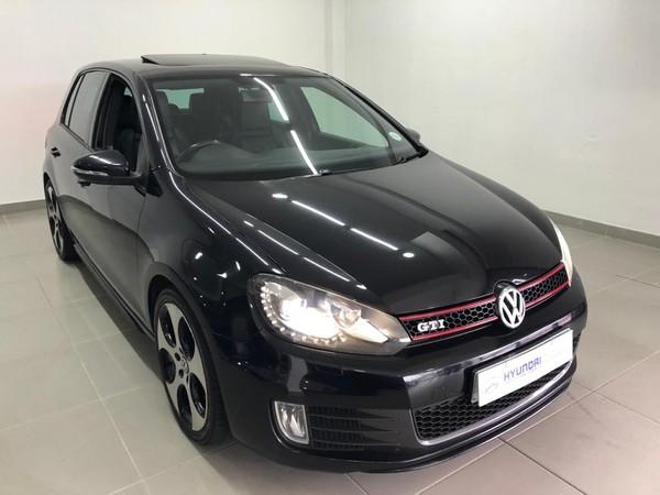 2011 Volkswagen Golf Vi Gti 2.0 Tsi  Kwazulu Natal Durban_0