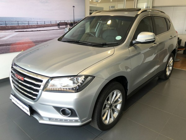 2017 Haval H2 1.5T Luxury Gauteng Springs_0
