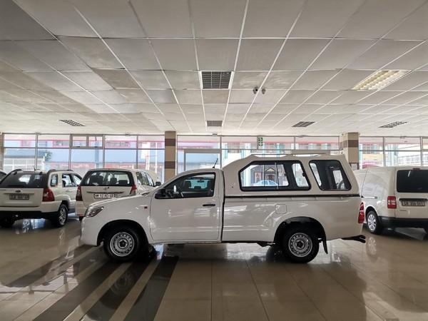 2013 Toyota Hilux 2.0 Vvti Pu Sc  Kwazulu Natal Durban_0
