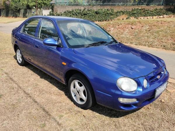 2000 Kia Shuma 1.5 Ls  Gauteng Roodepoort_0