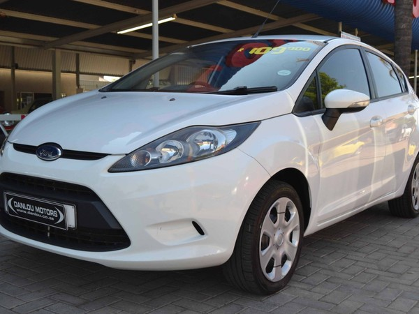 2011 Ford Fiesta 1.4i Ambiente 5dr  North West Province Klerksdorp_0