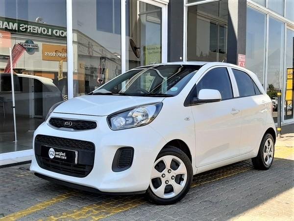 2016 Kia Picanto 1.0 LS Gauteng Alberton_0