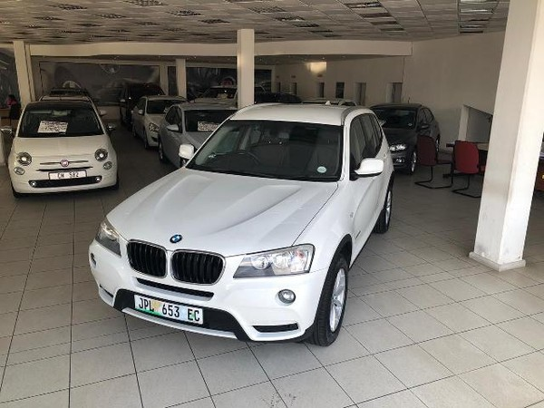 2014 BMW X3 Xdrive20d At  Eastern Cape Port Elizabeth_0