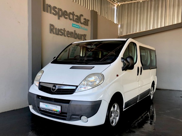 2013 Opel Vivaro 1.9 Cdti Bus  North West Province Rustenburg_0