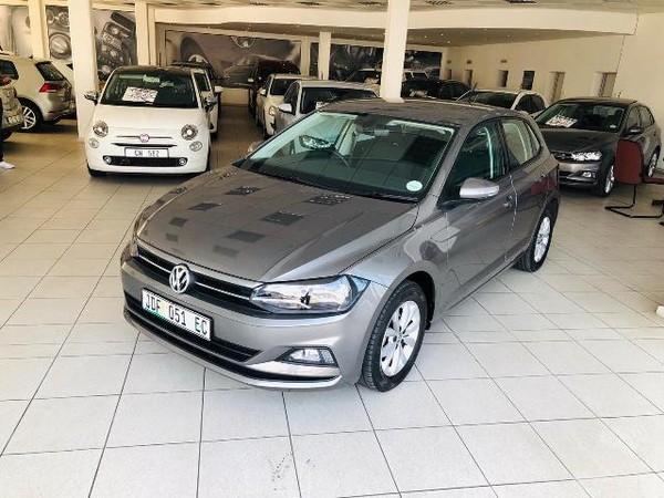 2018 Volkswagen Polo 1.0 TSI Comfortline DSG Eastern Cape Port Elizabeth_0