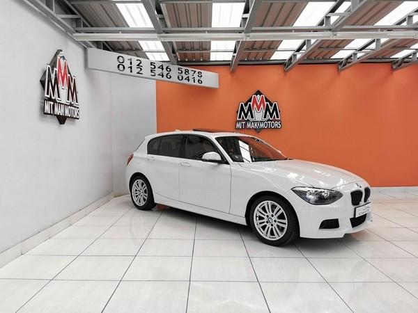 2013 BMW 1 Series 116i M Sport Line 5dr f20  Gauteng Pretoria_0