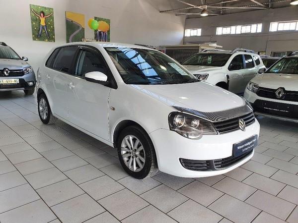 2015 Volkswagen Polo Vivo GP 1.4 Trendline 5-Door Northern Cape Kimberley_0