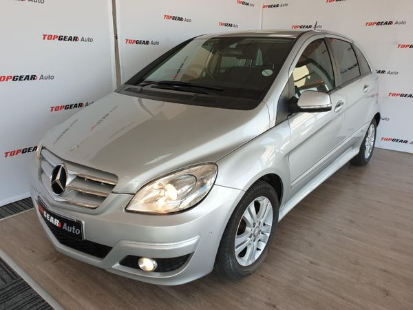 2011 Mercedes-Benz B-Class B 180 At  Gauteng Bryanston_0