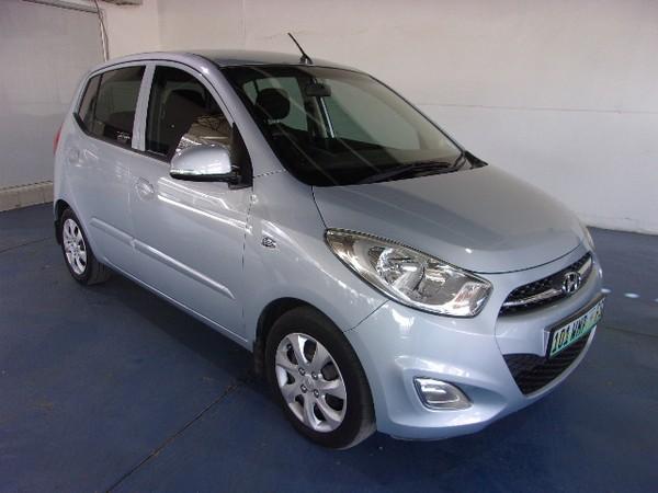2012 Hyundai i10 1.25 Gls  Free State Kroonstad_0