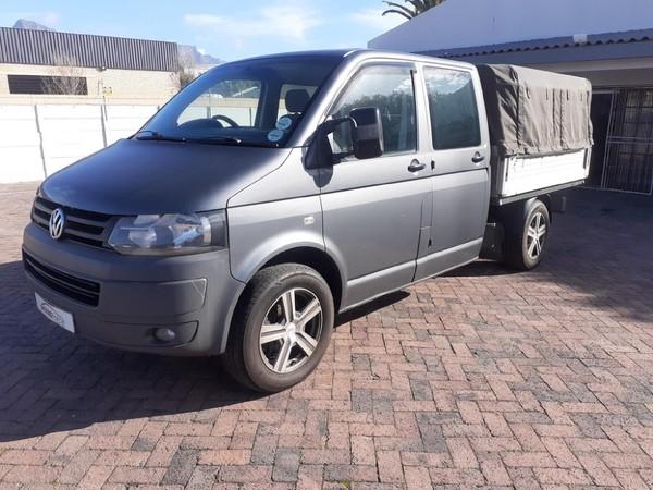2010 Volkswagen Transporter T5 2.0 Bitdi 132 Kw Lwb Pu Dc  Western Cape Wynberg_0