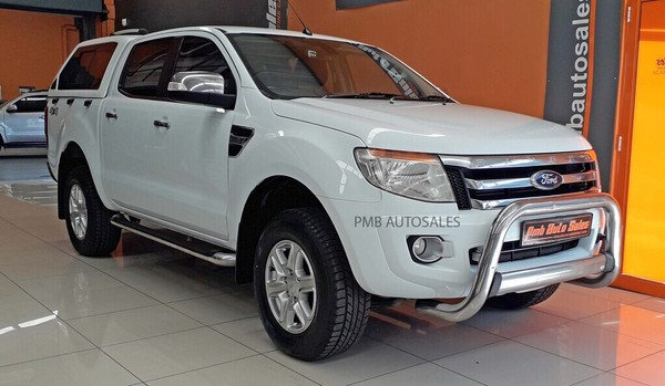 2013 Ford Ranger 3.2TDCi XLT 4X4 Double Cab Bakkie Kwazulu Natal Pietermaritzburg_0