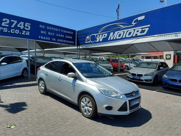 2013 Ford Focus 1.6 Ti Vct Ambiente  Western Cape Bellville_0