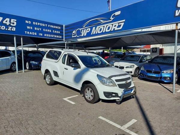 2016 Chevrolet Corsa Utility 1.4 Club Pu Sc  Western Cape Bellville_0
