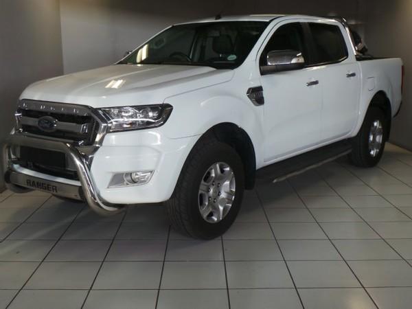2017 Ford Ranger 2.2TDCi XLT Auto Double Cab Bakkie Gauteng Pretoria_0