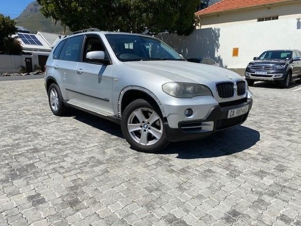 2008 BMW X5 Xdrive30i At e70  Western Cape Cape Town_0