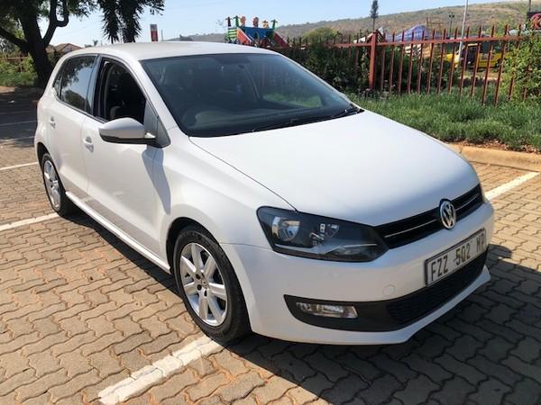 2012 Volkswagen Polo 1.6 Tdi Comfortline 5dr  Gauteng Montanapark_0