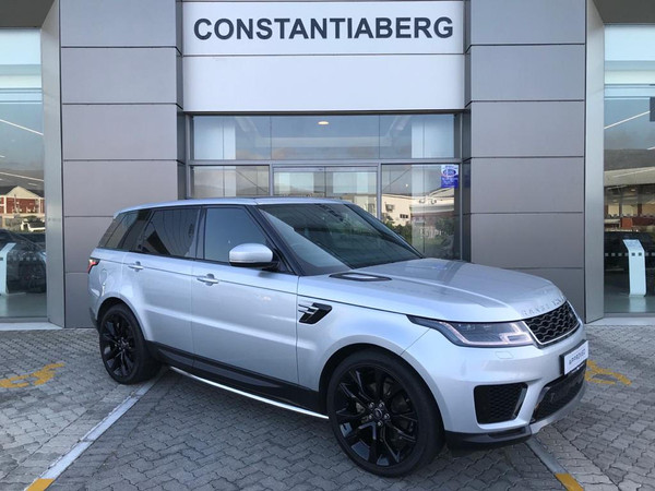 2018 Land Rover Range Rover Sport 3.0 TDV6 HSE Western Cape Tokai_0