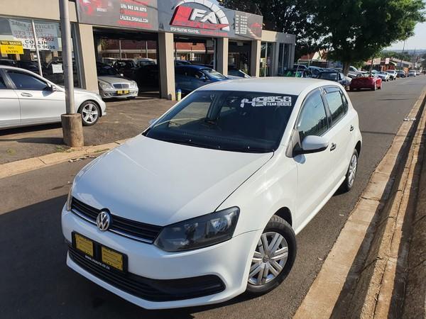 2015 Volkswagen Polo 1.2 TSI Trendline 66KW Gauteng Kempton Park_0