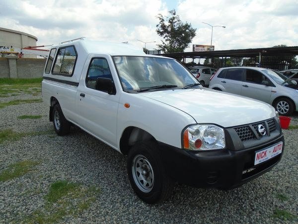 2018 Nissan NP200 1.6  Pu Sc  Gauteng Kempton Park_0