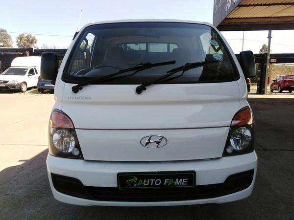 2015 Hyundai H100 Bakkie 2.6d Ac Fc Ds  Gauteng Johannesburg_0