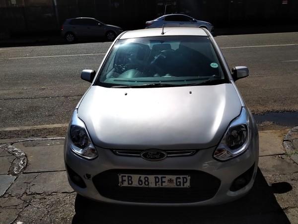 2015 Ford Figo 1.4 Ambiente  Gauteng Pretoria_0