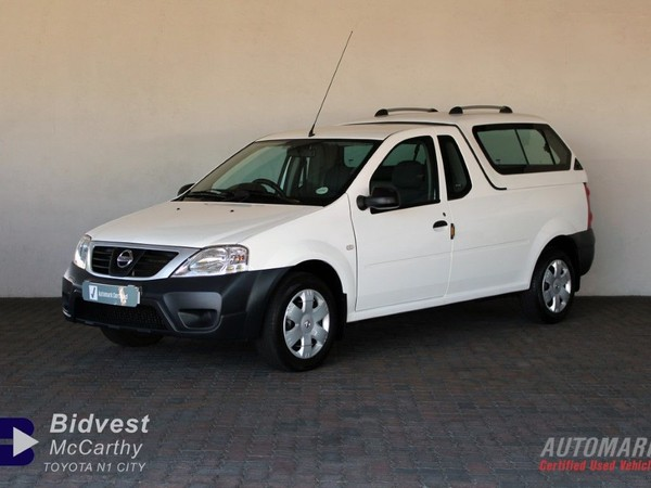 2013 Nissan NP200 1.5 Dci  Ac Safety Pack Pu Sc  Western Cape Goodwood_0