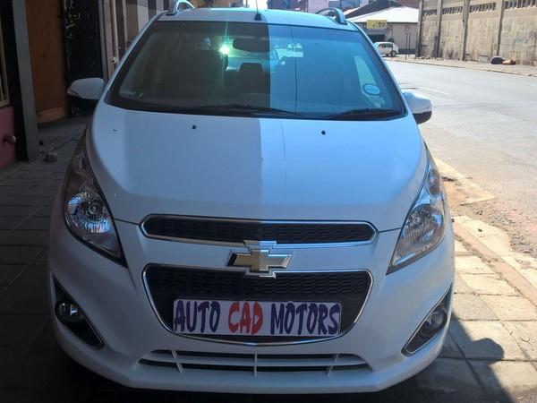 2016 Chevrolet Spark 1.2 L 5dr  Gauteng Johannesburg_0