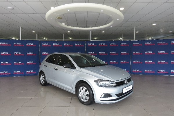 2018 Volkswagen Polo 1.0 TSI Trendline Western Cape Parow_0