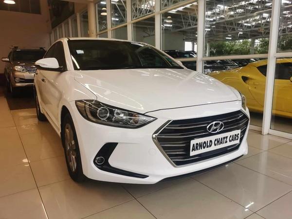2018 Hyundai Elantra 1.6 Executive Auto Gauteng Roodepoort_0