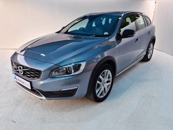 2017 Volvo V60 CC T5 Inscription Geartronic AWD Gauteng Randburg_0