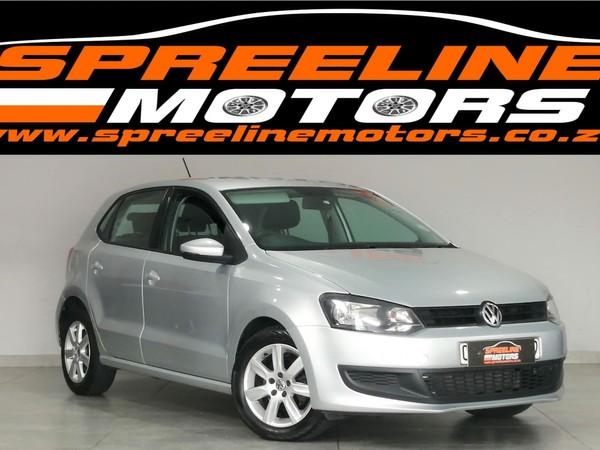 2012 Volkswagen Polo 1.4 Trendline  Western Cape Cape Town_0