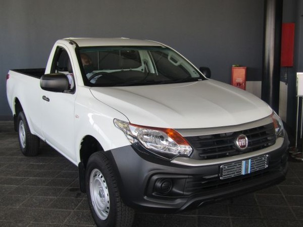 2020 Fiat Fullback 2.4 MPi Single Cab Bakkie Limpopo Polokwane_0