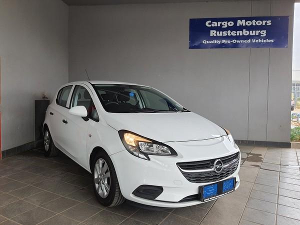 2015 Opel Corsa 1.0T Essentia 5-Door North West Province Rustenburg_0