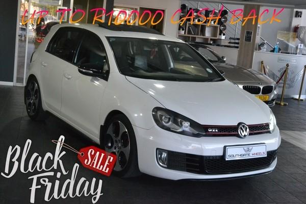 2011 Volkswagen Golf Vi Gti 2.0 Tsi  Gauteng Roodepoort_0