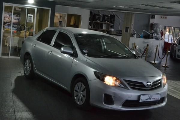 2017 Toyota Corolla Quest 1.6 Gauteng Roodepoort_0