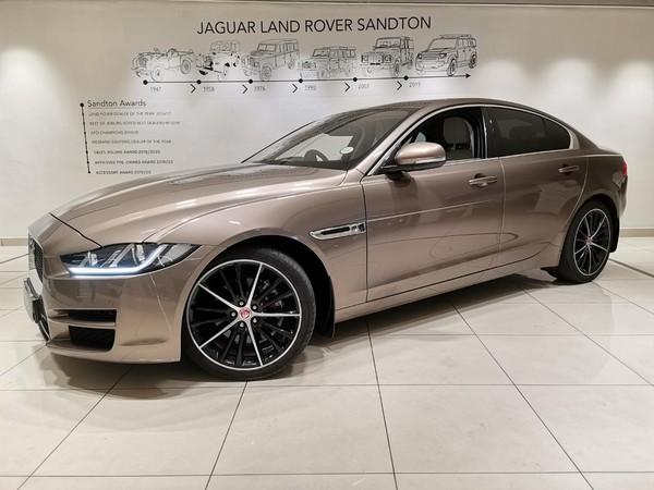 2016 Jaguar XE 2.0D Portfolio Auto Gauteng Rivonia_0