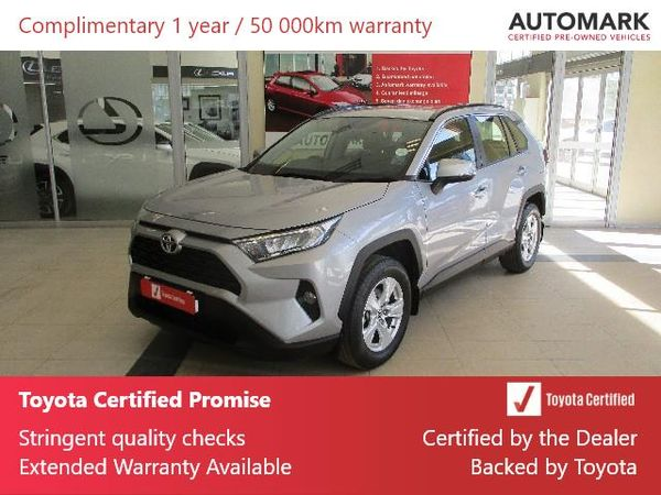 2019 Toyota Rav 4 2.0 GX CVT Western Cape Cape Town_0