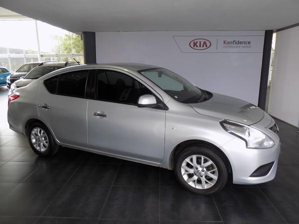 2018 Nissan Almera 1.5 Acenta Auto Kwazulu Natal Umhlanga Rocks_0