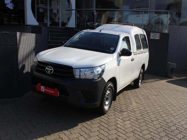2019 Toyota Hilux 2.0 VVTi AC Single Cab Bakkie Gauteng Johannesburg_0